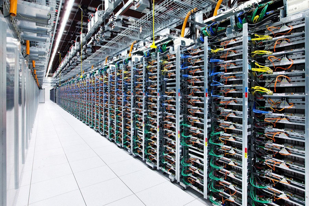 High speed stock trading computers